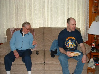GrandpaD & Scott
