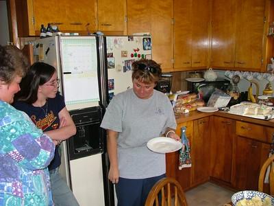 Deb and Ann Michelle