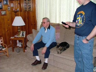 Dad and Scott