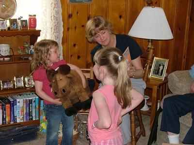 Mikenna Grandma and Kerry