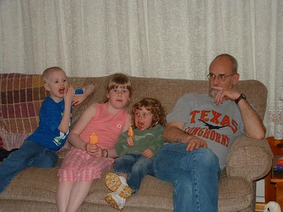 Grandpa & Grandkids
