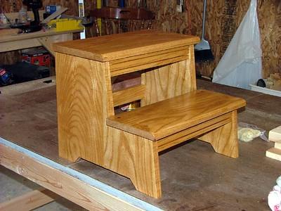 Ash stool 3
