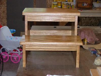 Ash stool 2