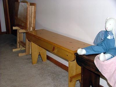 5 board bench 2