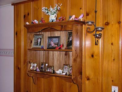 Country shelf finish pic
