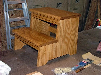 Ash stool 4