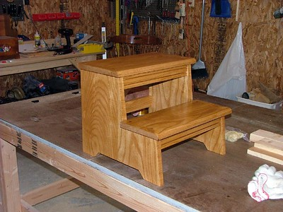Ash stool 1