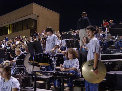 10-16-03 Clements Football Game