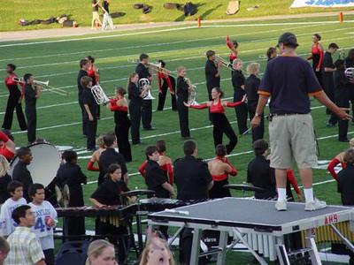 9-6-03 Katy Taylor Football Game