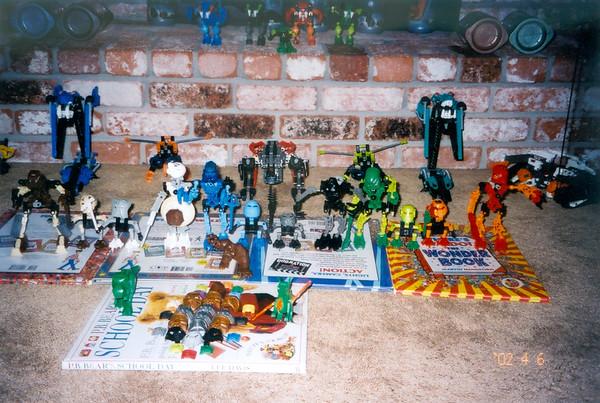 2003 Scott Legos