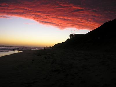 27 Jun 2004 - Portsea Back Beach Sunsets