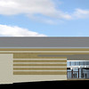 Athletic Center Rendering September 2004