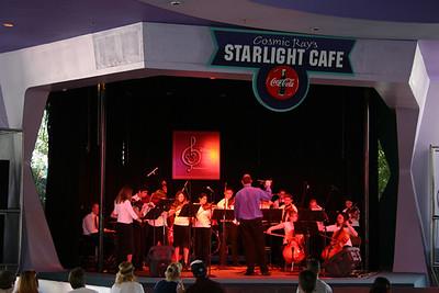 Disney Performances 2005