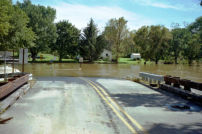 Hurricane Ivan Flooding