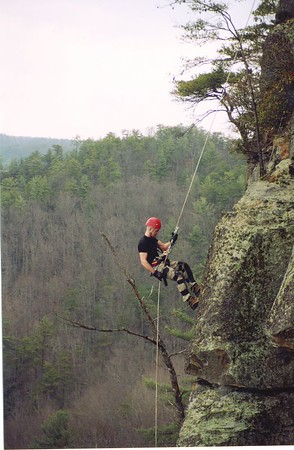 Red River Gorge 2004