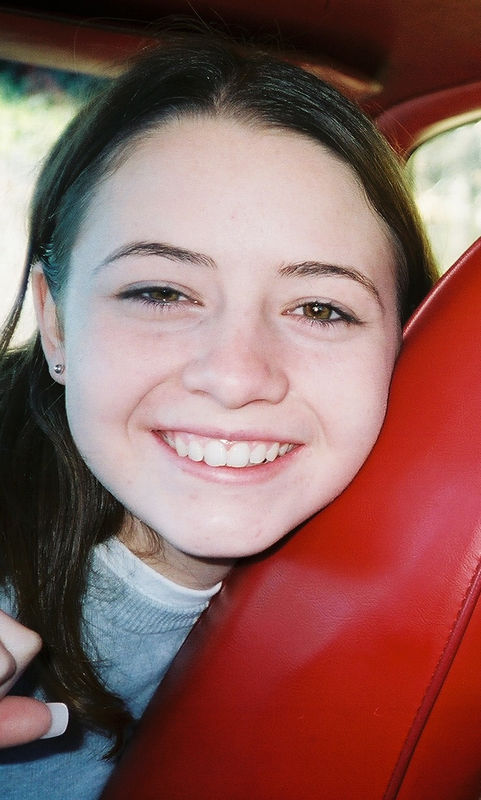 Nicole... In the Firebird...