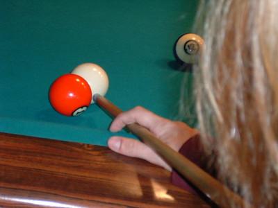 Me Playing Pool