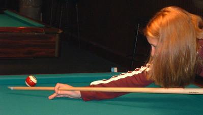 Me Shooting Pool
