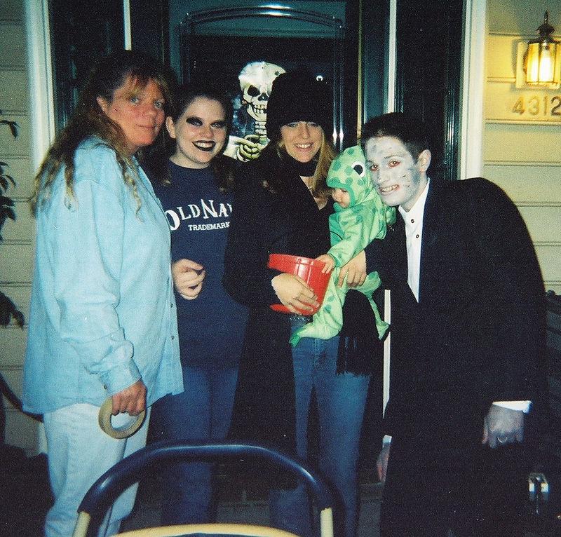 Jackie, Amy, Sam, Katheryn, & JJ.