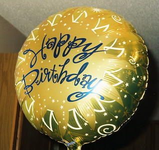 Happy Birthday Marlow!