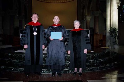 Saint Vincent Seminary Awards Honorary Doctorate to Jim Towey