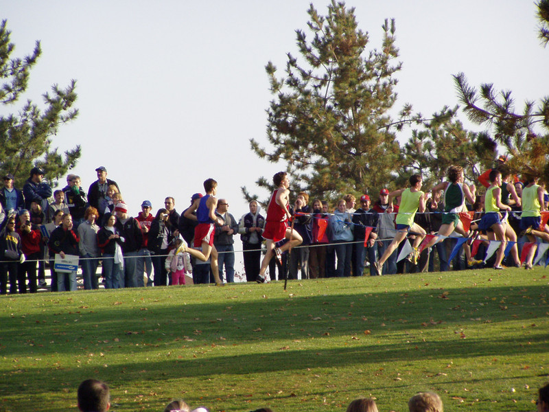 WIAA State XC Championships