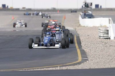 No-0407 The SCCA Pacific FF2000 Race at Las Vegas Motor Speedway on March 12-14  2004