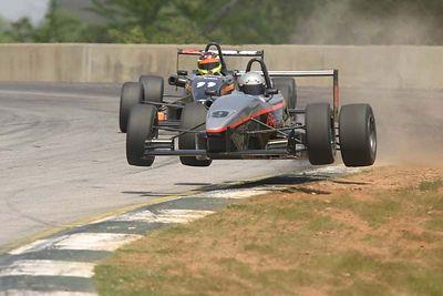 No-0409 The SCCA Drift Atlanta at Road Atlanta on April 24-25 2004