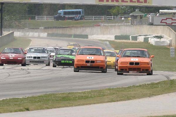 No-0409 The SCCA Pro-IT Race