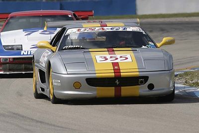 No-0406 Race Group 9 - IMSA Historic GT