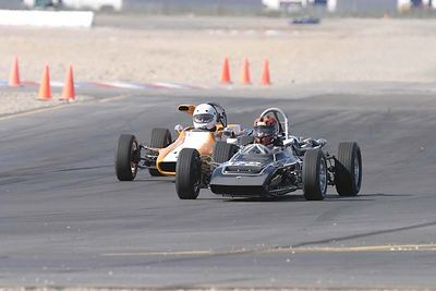 No-0407 Race Group 3 - Vintage FF, FF1