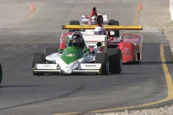 No-0407 Race Group 4 - CANAM, FA, FSV1-3, F5000, CSR, SR2000