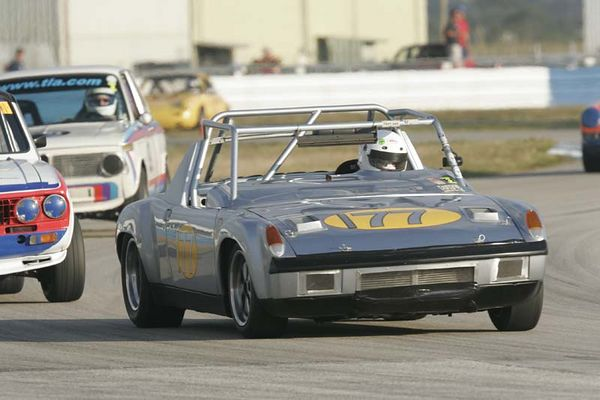 No-0428 Race Group 3 - Vintage/Historic Production
