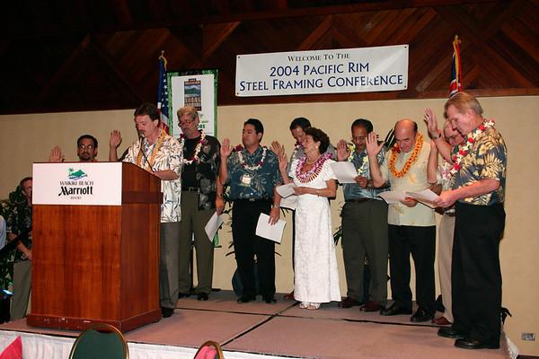 2004 Installation Banquet