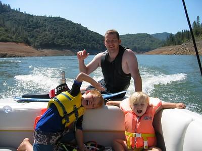 Lake Shasta Trip