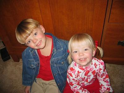 Valentine's pictures 2004