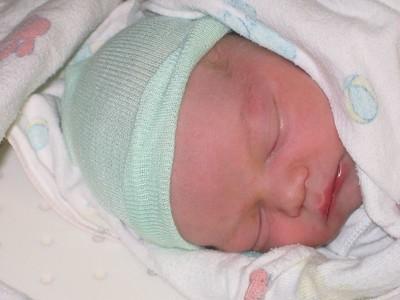 Wyatt born