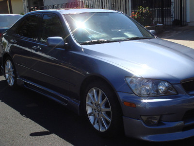 2004 Lexus IS300