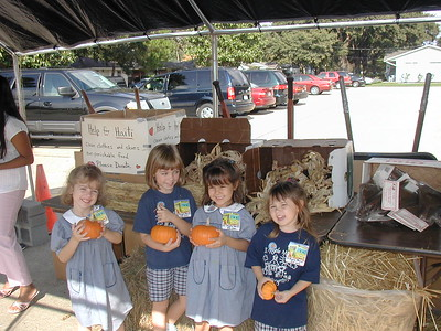 2004-10-25 PreK 4 Pumpkin Patch