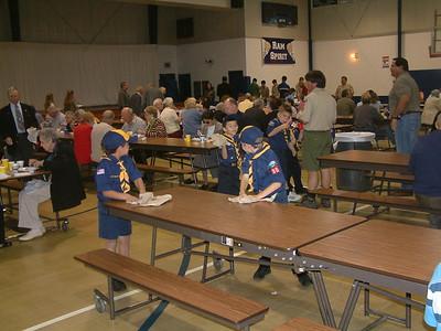 2004-11-07 Cub Scout Pancake Breakfast