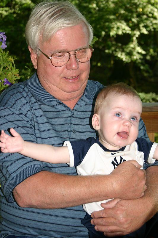 John's Uncle Doug & Declan