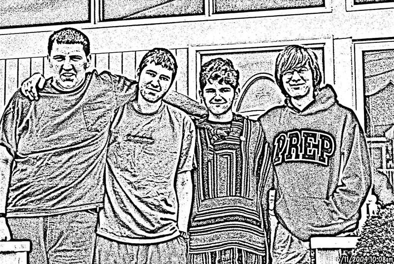 the boys sketch 1