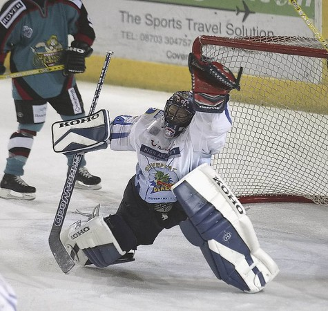 Blaze v Belfast Giants - 10/10/04