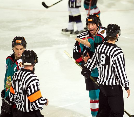 Blaze v Belfast Giants - 12/09/04