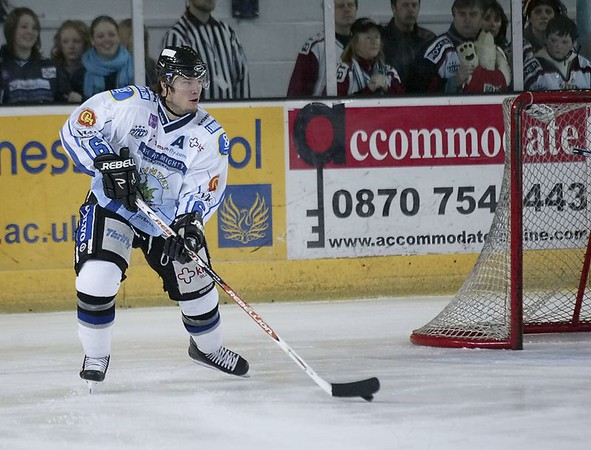 Blaze v Belfast Giants - 20/02/2005