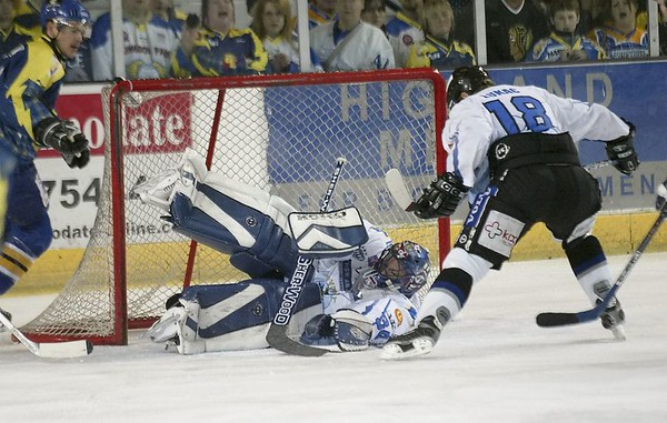 Blaze v Fife Flyers - 27/02/2005