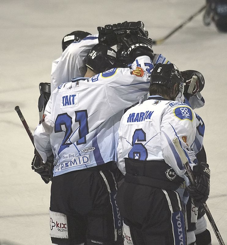 Blaze v Guildford Flames - 26/09/04