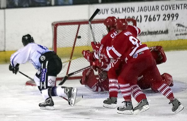 Blaze v London Racers - 07/11/2004