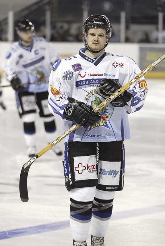 Blaze v Nottingham Panthers - 09/01/2005
