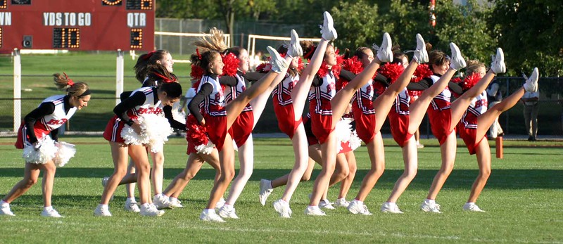Pom Dance Team